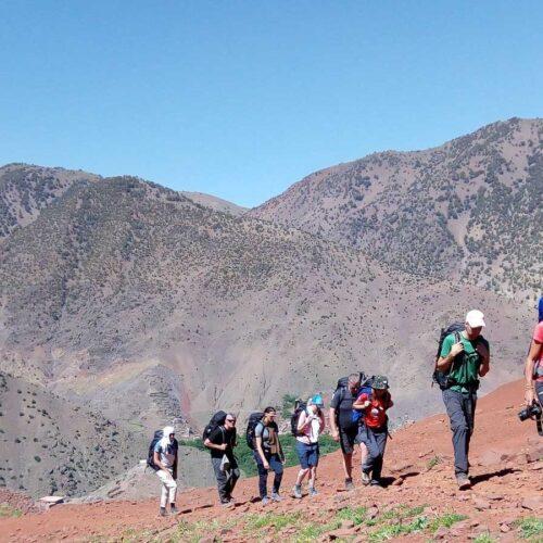 Berber-stay-in-the-Western-High-Atlas