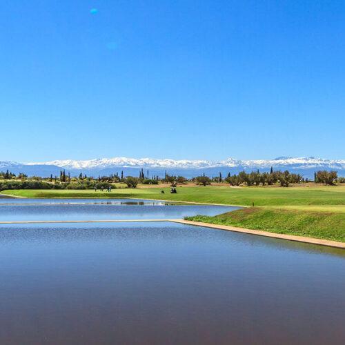 Golf stay in Marrakech