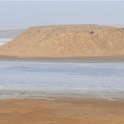Off the beaten track in the coastal Sahara