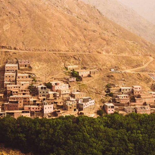 Toubkal Ascent